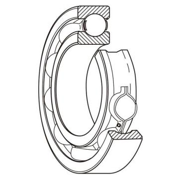 skf FY 1.11/16 LDW Ball bearing square flanged units